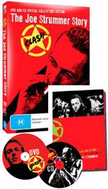 The Clash - The Joe Strummer Story on DVD