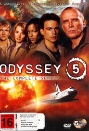 Odyssey 5: The Complete Series on DVD image