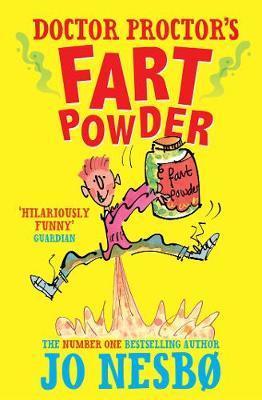 Doctor Proctor's Fart Powder by Jo Nesbo image