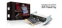 CREATIVE LABS SoundBlaster X-Fi Fatality image