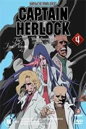 Captain Herlock - Vol 4 - The Final Voyage on DVD