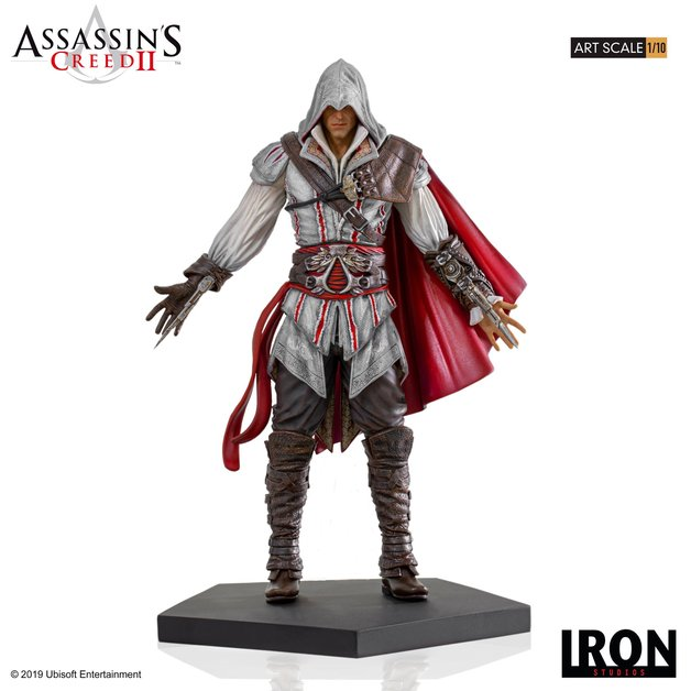 Assassin's Creed 2 - Ezio Auditore 1:10 Scale Statue