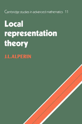 Local Representation Theory by J.L. Alperin image