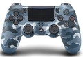 PlayStation 4 DualShock 4 v2 Wireless Controller - Blue Camouflage for PS4