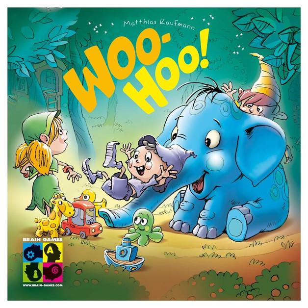 Woo-Hoo! - Children's Game