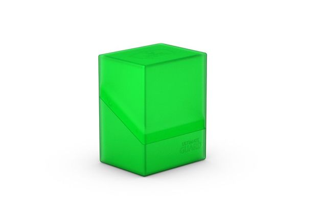 Ultimate Guard: Boulder Deck Case 80+ Deck Box - Emerald