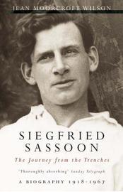Siegfried Sassoon by Jean Moorcroft Wilson image