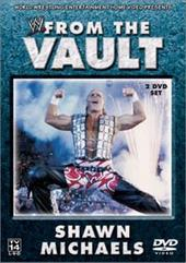 WWE - From The Vault: Shawn Michaels on DVD