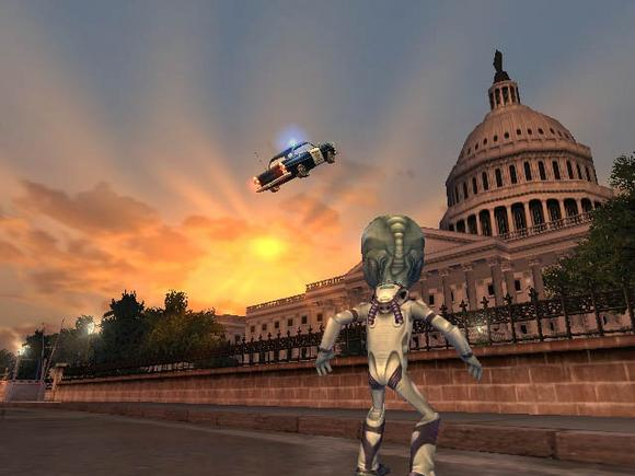 Destroy All Humans! for Xbox image