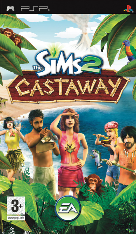 The Sims 2: Castaway for PSP