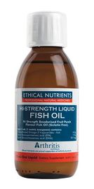 Ethical Nutrients Hi-Strength Fish Oil - Fruit Punch (170ml)