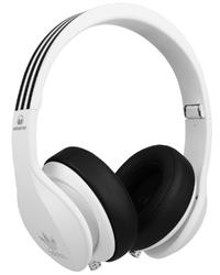 Monster Adidas Originals Over-Ear Headphones - White