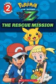 The Rescue Mission (Pok mon Leveled Reader) by Maria S Barbo