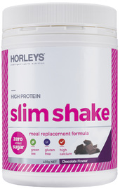 Horleys Slim Shake - Chocolate (400g) image