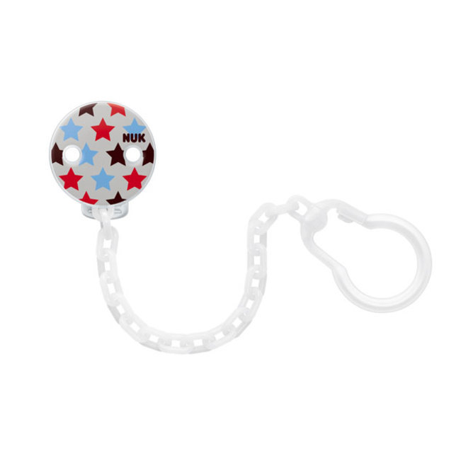NUK: Soother Chain - Stars image
