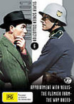 Silver Screen Collection 6 (Appointment With Venus / Flemish Farm / Way Ahead) (3 Disc Set) on DVD