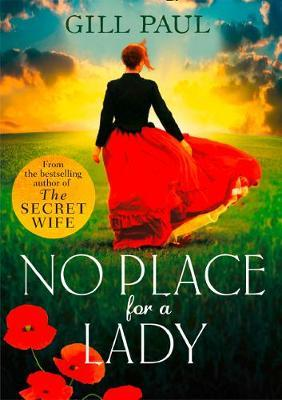 No Place For A Lady by Gill Paul image