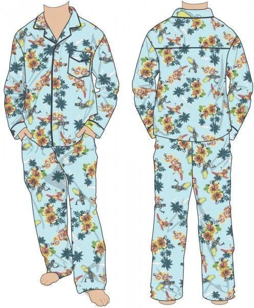 DC Comics: Batman 66 All Over Print - Pajama Set (Small) image
