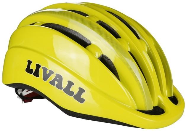Livall: KS1 Smart Kids Helmet - Yellow