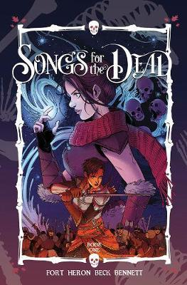 Songs for the Dead TPB Vol. 1 by Andrea Fort image