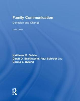 Family Communication by Kathleen M. Galvin image