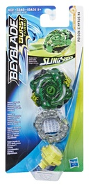 Beyblade Burst: Slingshock Single - Poison X Hyrus H4