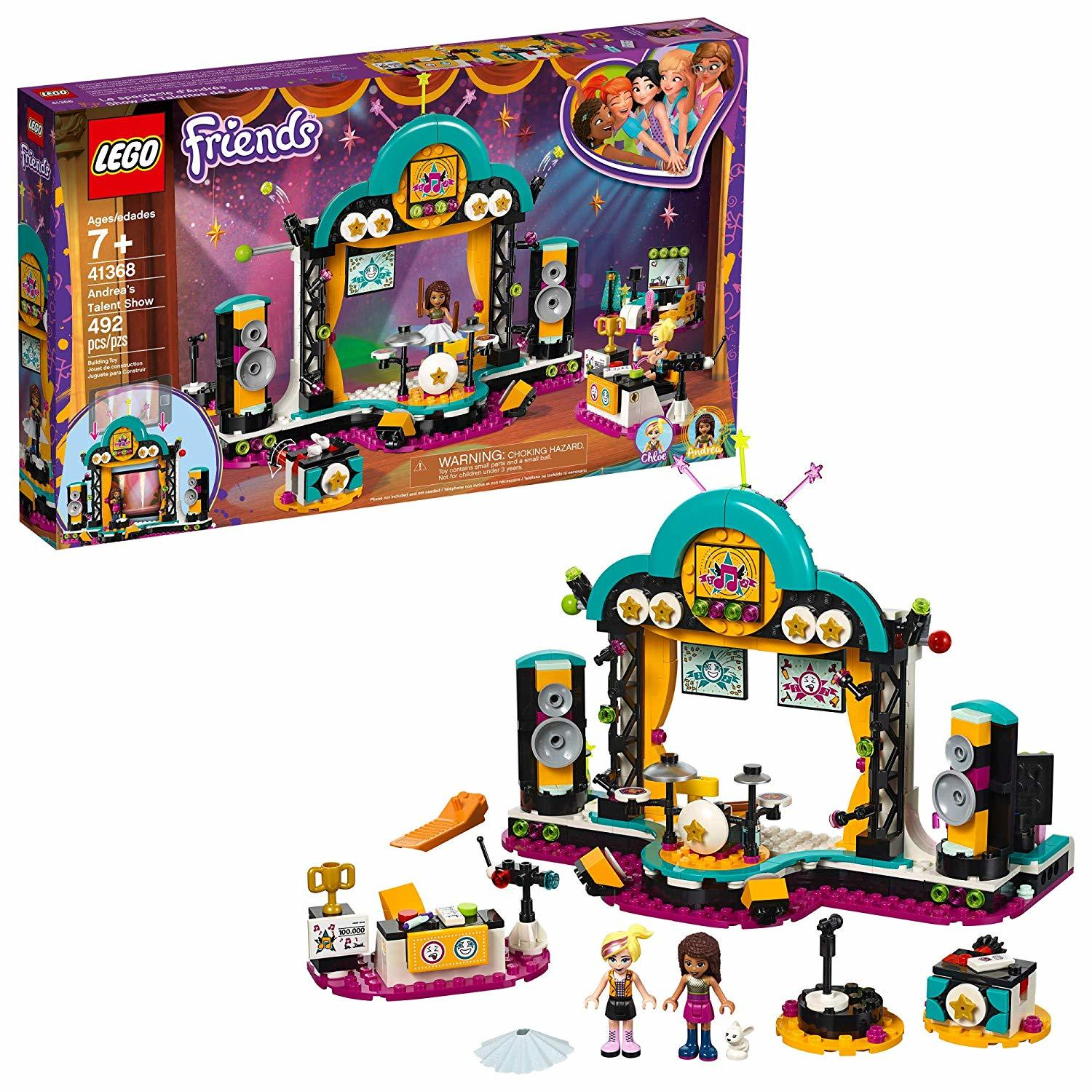 Lego Friends Andreas Talent Show Toy At Mighty Ape Nz