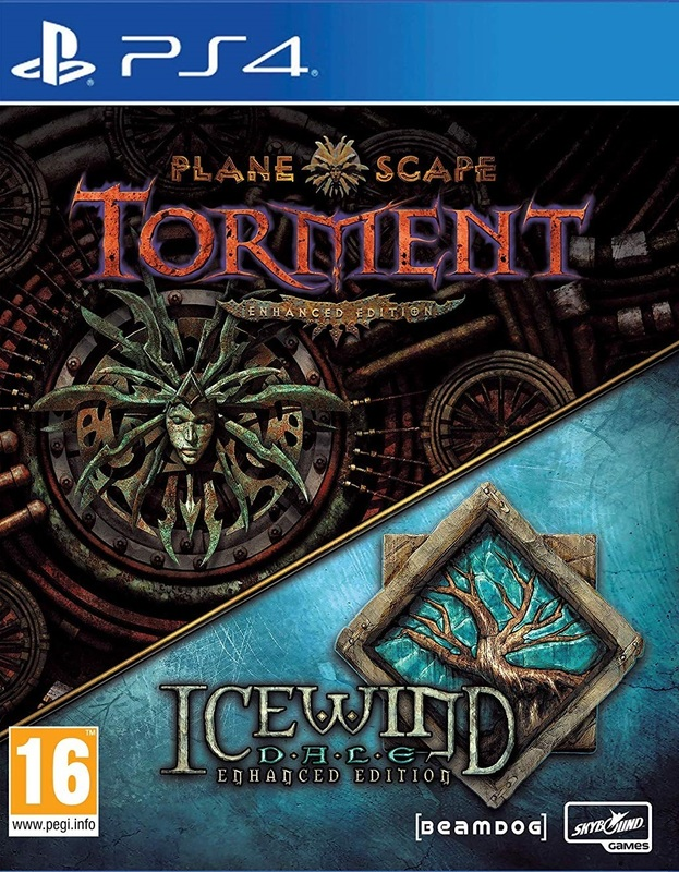 Planescape: Torment & Icewind Dale Enhanced Edition for PS4