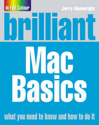 Brilliant Mac Basics by Jerry Glenwright image