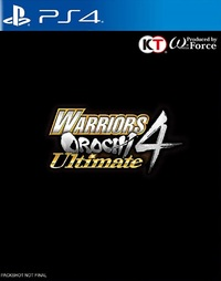 Warriors Orochi 4 Ultimate for PS4 image