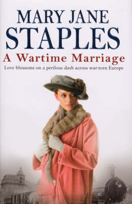 A Wartime Marriage by Mary Jane Staples image