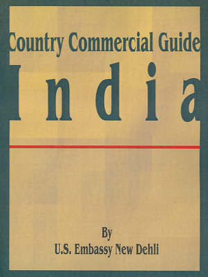 Country Commercial Guide: India by U S Embassy New Dehli image