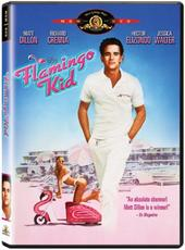 The Flamingo Kid on DVD