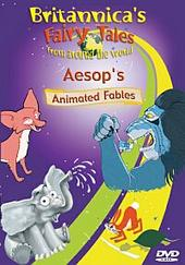 Encyclopedia Britannica's Aesops Animated Fables on DVD