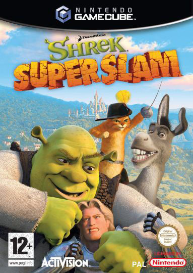Shrek Superslam for GameCube