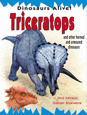 Triceratops by Jinny Johnson