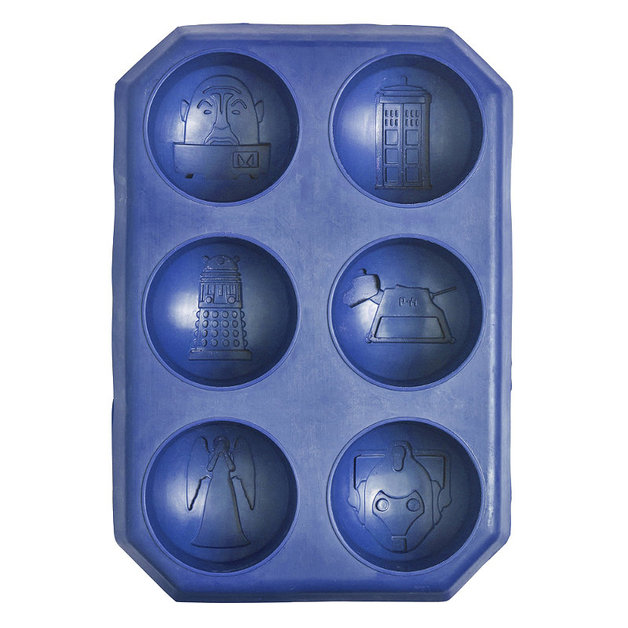 Doctor Who Cake Pan