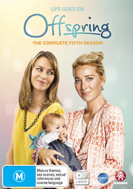 Offspring The Complete Fifth Season on DVD image