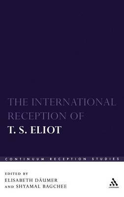 The International Reception of T.S. Eliot image