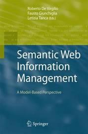 Semantic Web Information Management image
