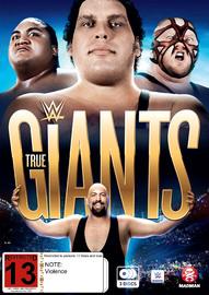 WWE Presents - True Giants on DVD