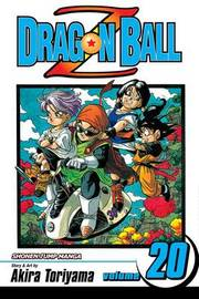 Dragon Ball Z, Vol 20 by Akira