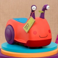 Battat: Buggly Wuggly Ride-On image