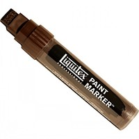Liquitex: Acrylic Marker - Burnt Umber (15mm)