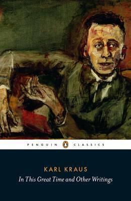 Selected Writings by Karl Kraus image