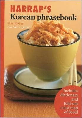 Harrap's Korean Phrasebook by Harrap