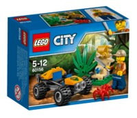 LEGO City: Jungle Buggy (60156)