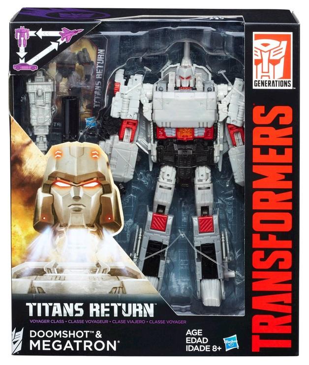 Transformers: Generations - Voyager - G1 Megatron