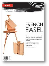 Jasart French Easel FSC100 image