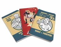 Fallout Pocket Notebook Collection: Set of 3 by Insight Editions